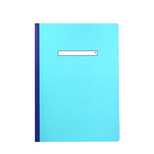 Тетрадь А4 в линейку голубая еж стайл тетрадь a little sleep любовь в линейку 38 листов