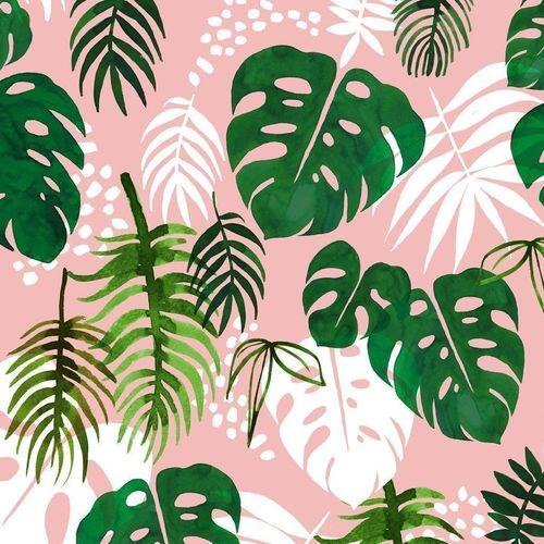Упаковочная бумага Tropical Palm бумага наждачная fit 11 5 х 5 м р60