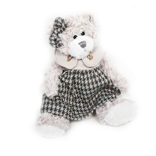 """цена на Мягкая игрушка """"Мишка Белла в Платье"""", 20 см"""