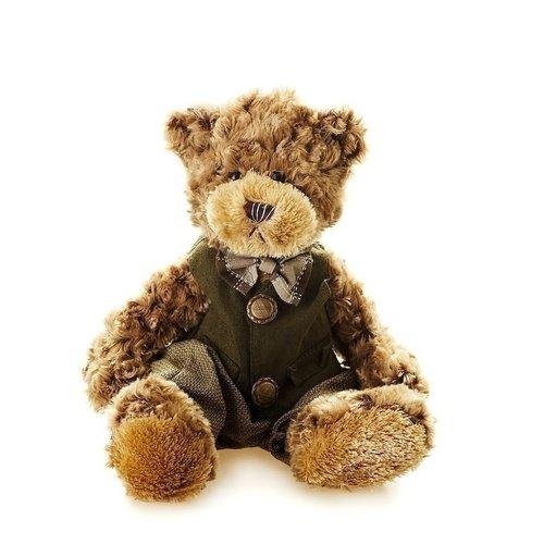 """Мягкая игрушка """"Мишка Рино в Одежде"""", 23 см недорго, оригинальная цена"""