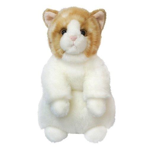 Мягкая игрушка Котик, 30 см игрушка брелок мягконабивная назад к истокам huggy buddha talisman