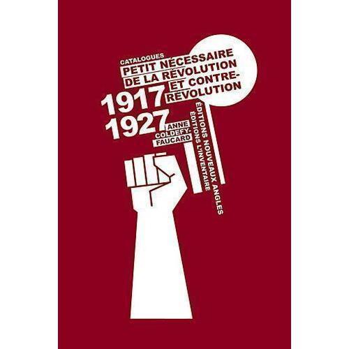 Petit necessaire de la revolution et contre-revolution цены онлайн