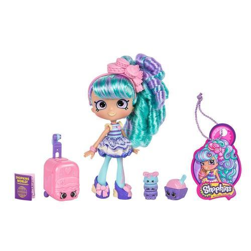 Купить Кукла Shoppies Мари Макарун Путешествие в Европу , Moose, Куклы