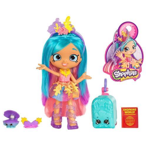 Купить Кукла Shoppies Кэрол Путешествие в Азию , Moose, Куклы