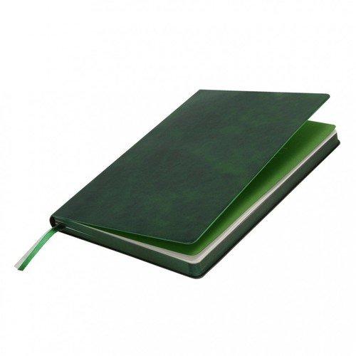 """Купить Ежедневник Недатированный Portobello Trend """"voyage"""", 145 Х 210 Мм, 256 Стр., Темно-Зеленый"""
