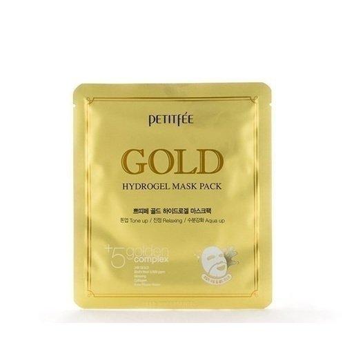 Маска для лица гидрогелевая с черным жемчугом и золотом petitfee гидрогелевые маски для лица с черным жемчугом и золотом гидрогелевые маски для лица с черным жемчугом и золотом