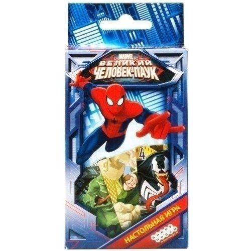 Настольная игра Великий Человек-Паук настольная игра hobby world великий человек паук 1583