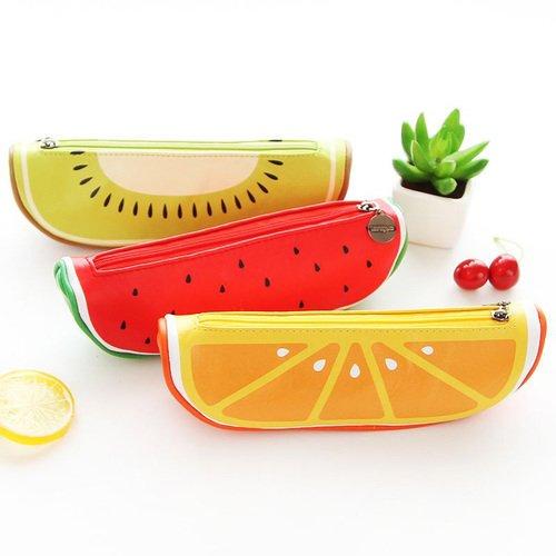 Пенал Fruit Style, силиконовый цена