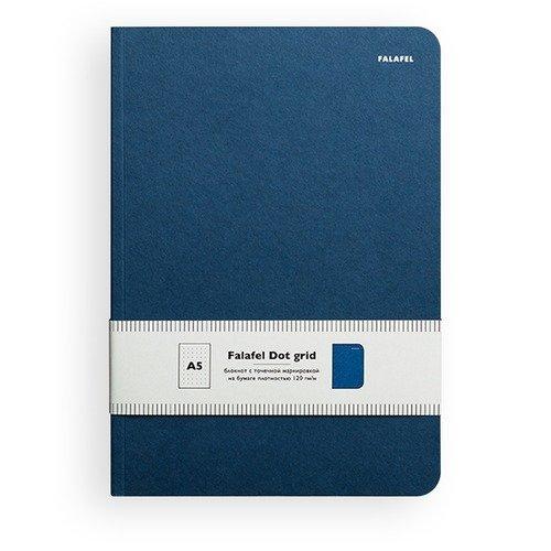 Блокнот для записей Сobalt A5, 128 стр., в точку блокнот fikа больше чем просто кофе чашка вид сверху a5 128 стр