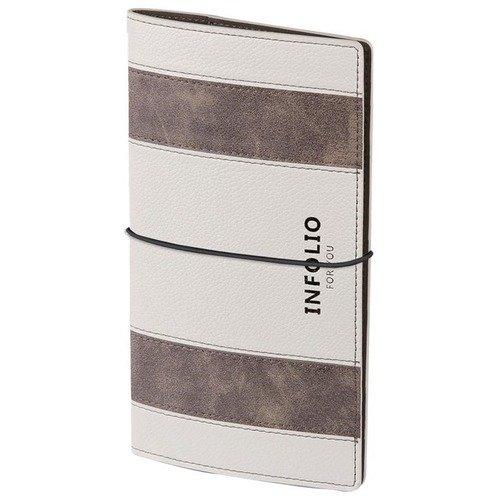 Записная книжка City, 128 стр., 11,5 х 20,5 см