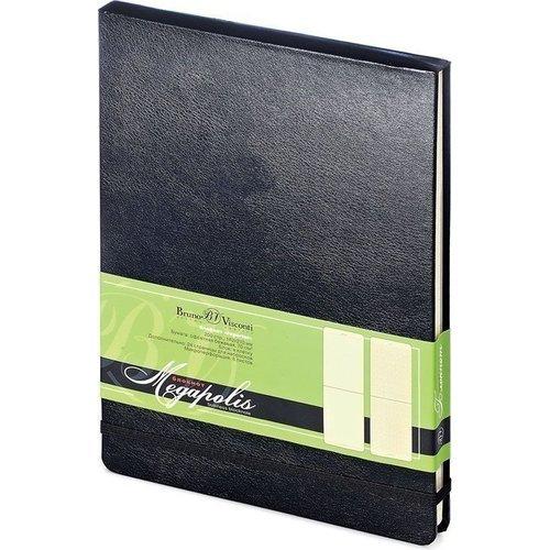Блокнот MEGAPOLIS REPORTER А5 черный цена