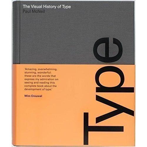цена The Visual History of Type
