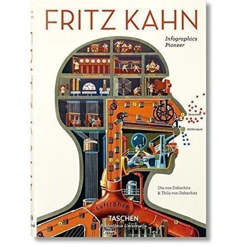 Fritz Kahn: Infographics Pioneer стоимость