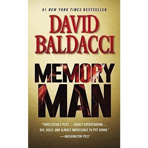 Memory Man baldacci david the sixth man