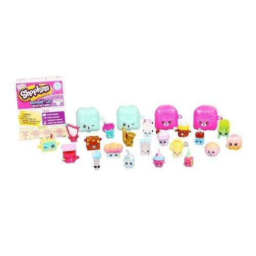 Мега-набор фигурок Shopkins набор из 5 фигурок shopkins