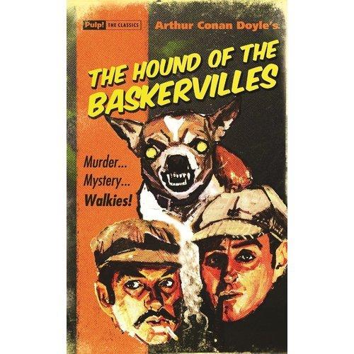 Hound of the Baskervilles tom watson stick dog