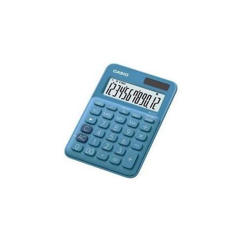 Калькулятор настольный Casio синий калькулятор casio fx 82sx plus синий