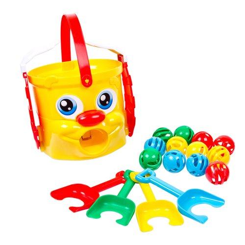 Купить Игровой набор со звуковыми эффектами Озорное ведро , Toy Brockers, Интерактивные игрушки