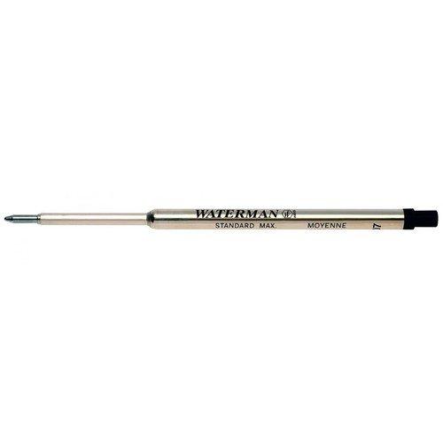 Стержень для шариковой ручки WAT-1964017, черный стержень для шариковой ручки m22 черный m