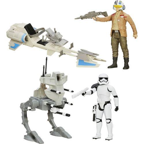 Набор Герои Звездных войн, в ассортименте игрушка mattel звездные войны в ассортименте
