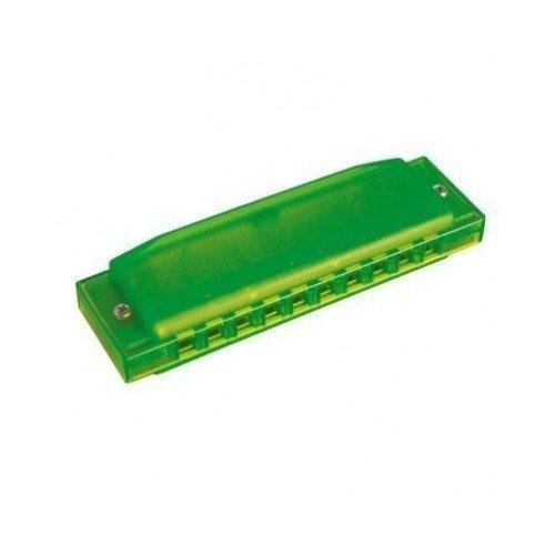Купить Детская губная гармоника Happy Green , Hohner, Музыкальные игрушки
