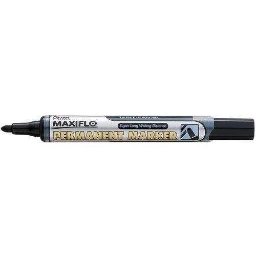 Маркер перманентный с подкачкой чернил Maxiflo, черный, 4,5 мм