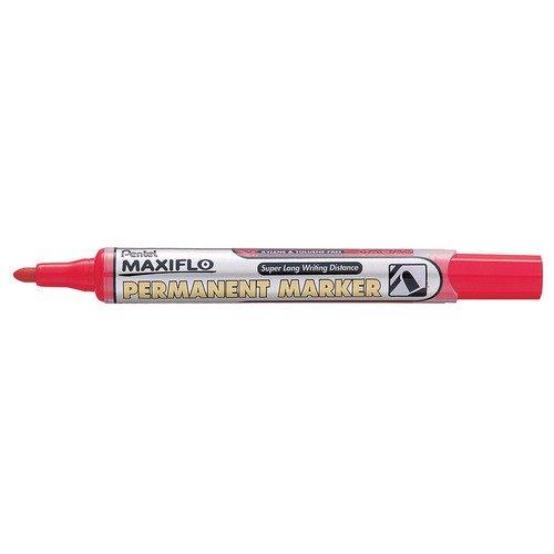 Маркер перманентный с подкачкой чернил Maxiflo, красный, 4,5 мм