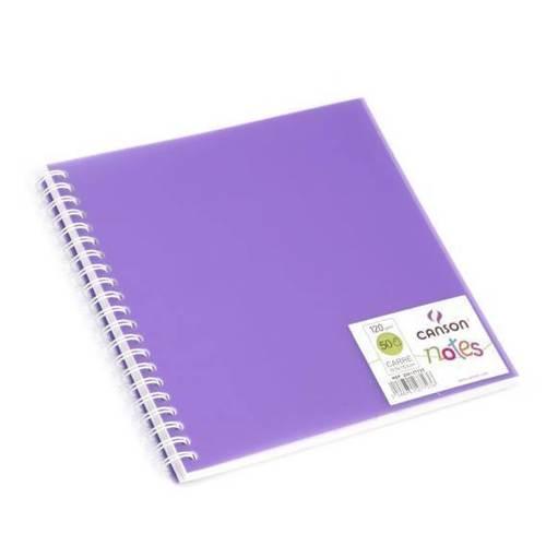 Блокнот для зарисовок Notes А6, 50 л, 120 г/м2, в ассортименте