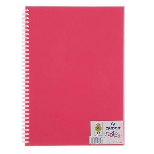Блокнот для зарисовок Notes А4, 50 л, 120 г/м2, в ассортименте