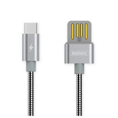 Фото - Кабель USB Silver Serpent RC-080a Type C, серебристый кабель