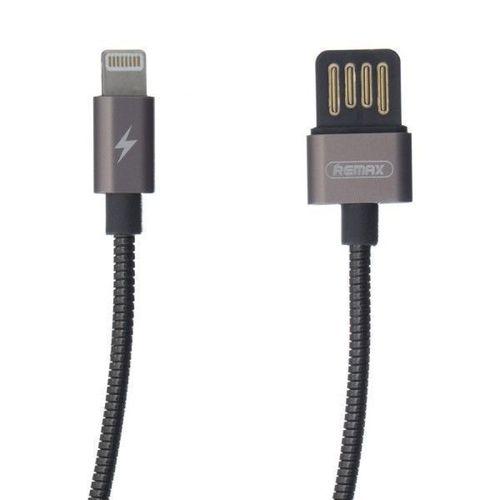 """Кабель USB """"Silver Serpent"""" RC-080i Lightning, черный цена"""