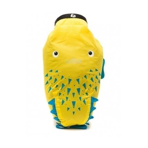 Рюкзак для бассейна и пляжа Рыба-пузырь детский рюкзак для бассейна и пляжа trunki осьминог цвет фиолетовый салатовый 7 5 л