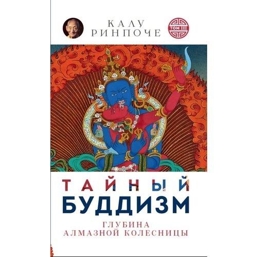 Тайный буддизм. Том 3. Глубина Алмазной колесницы калу ринпоче тайный буддизм том iii глубина алмазной колесницы