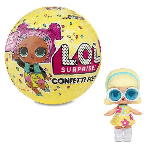 """Кукла-сюрприз """"Конфетти"""", в ассортименте стоимость"""