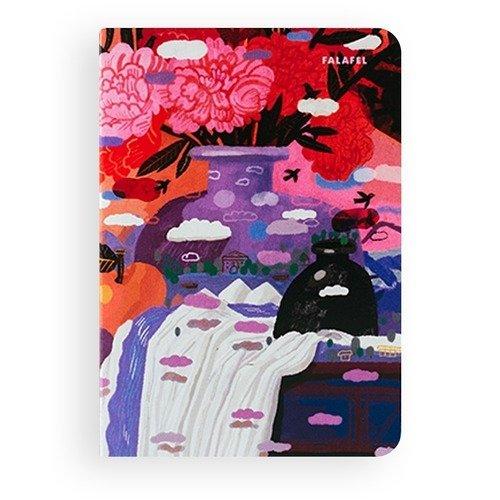 Блокнот Still life А5, 40 листов смэшбук блокнот для творческих людей с наклейками а5 my life