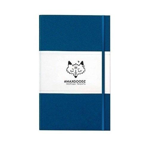 """Скетчбук """"Heavy"""" A5, 96 листов, 120 г/м2, синий"""
