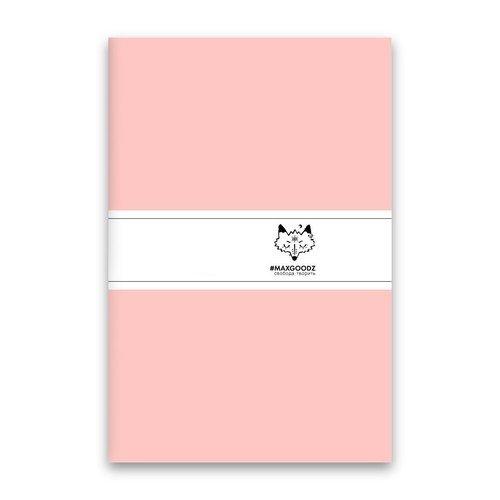 """Скетчбук """"Pocket"""" A6, 32 листов, 100 г/м2, нежно-розовый"""