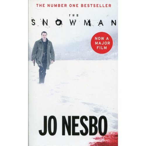 Snowman the redeemer a harry hole thriller