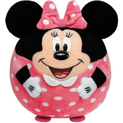 Мягкая игрушка Disney Ballz Minnie, 13 см толстовка triol disney minnie s