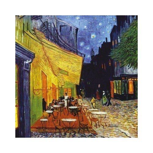 """купить Пазл """"Le Café. Van Gogh"""", 30 элементов по цене 650 рублей"""