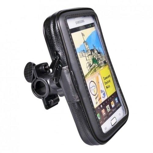 Держатель для мобильного телефона Bike-B FCHD-Bike-B, черный держатель hama h 178250 для телефона универсальный шириной от 45 до 90 мм черный