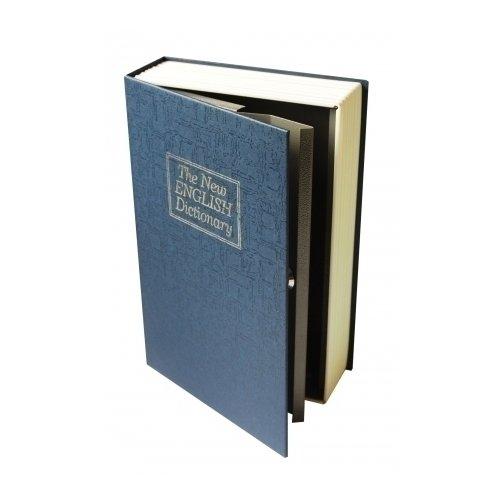 Книга-сейф, синяя цена