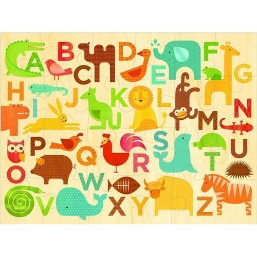 Пазл Alphabet Kingdom, 24 элемента цена
