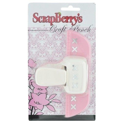 Фигурный компостер Scrapberry's форма для вырубки scrapberry s рамочки фигурные 3