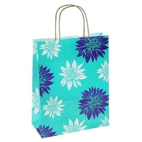 """Подарочный пакет """"Цветы. Астра"""", 25 х 11 х 32 см"""