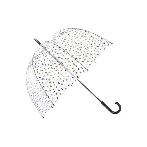 Зонт-трость женский Candy Leopard зонт трость fulton fulton mp002xw13rqy
