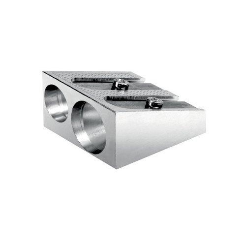 Точилка Sharpener twin-hole карманная точилка field sharpener