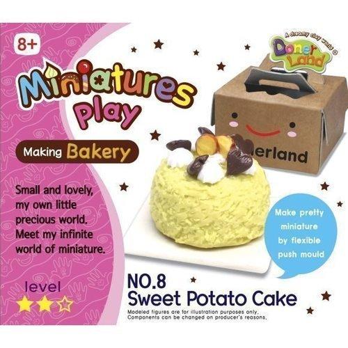 Набор для лепки Картофельный торт всё для лепки miniatures play набор для лепки кремовый торт