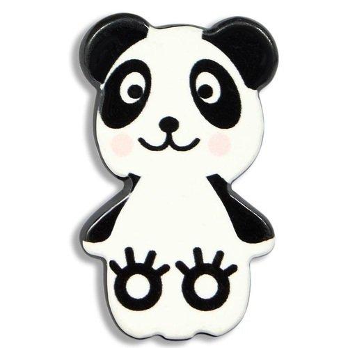"""Значок пластиковый """"Панда"""""""