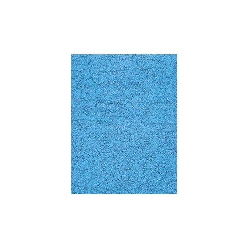 Бумага для декопатча голубая